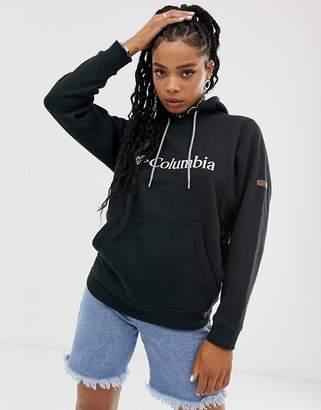 Columbia CSC Basic Logo II hoodie in black