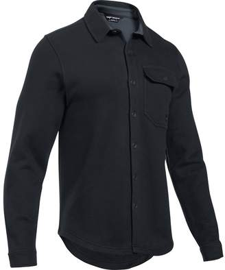 Under Armour Buckshot Long-Sleeve Fleece Shirt - Men's