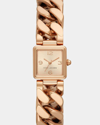 Marc Jacobs Vic Rose Gold-Tone Analogue Watch