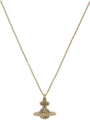 Vivienne Westwood Grace Small 3D Pendant Necklace