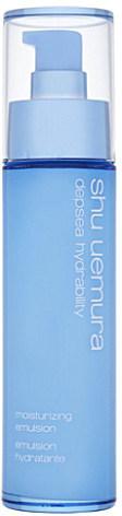 shu uemura Depsea moisture replenishing emulsion