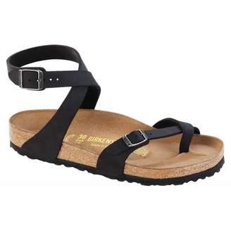 Birkenstock Women's Yara Leather Ankle-Strap Sandal