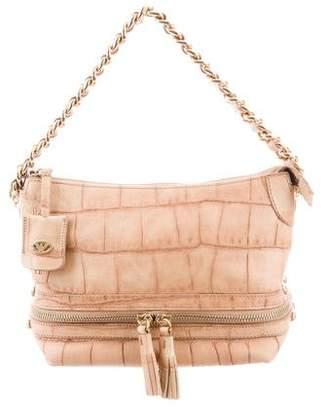Emporio Armani Embossed Mini Bag