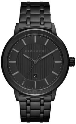 Armani Exchange Bracelet Strap Watch, 46mm