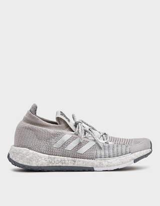 adidas PulseBOOST HD LTD Sneaker in Grey One F17/Silver Metal