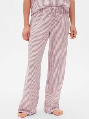 Gap Dreamwell Stripe Wide-Leg Pants