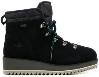 UGG lace-up ankle boots