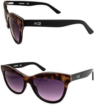 Cat Eye Aqs PENELOPE 57MM Sunglasses