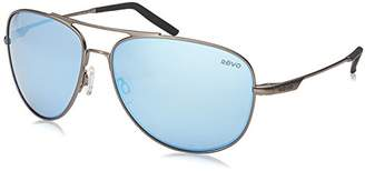 Revo Unisex Unisex RE 3087 Windspeed Aviator Polarized UV Protection Sunglasses