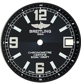 Breitling コルトLady a7738711 / bb51 24 mm 33 mmのブラックダイヤルレディース時計