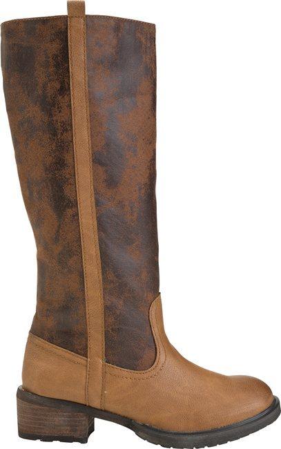 Volatile Wilkes Boot