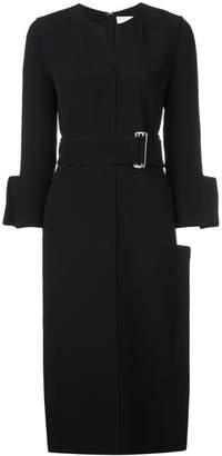 Victoria Beckham belted shirt dress