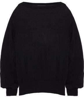 Haider Ackermann Slub Cotton And Cashmere-Blend Sweater
