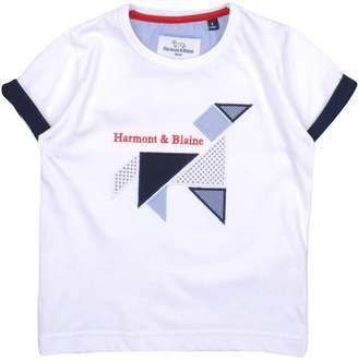Harmont & Blaine T-shirts - Item 37992540BC