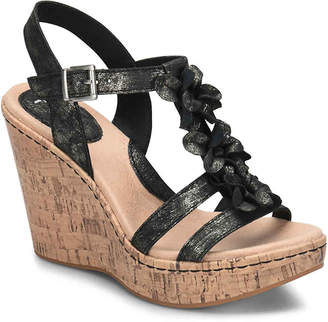 b.ø.c. Jills Wedge Sandal - Women's