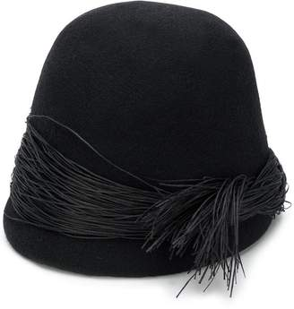 Isabel Benenato embellished hat