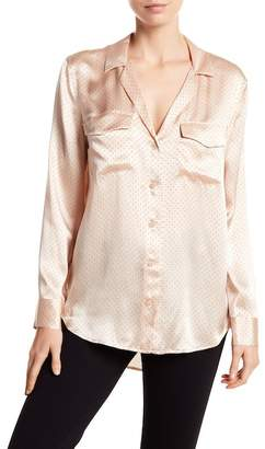 Equipment Ansley Silk Button Down Blouse