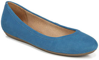 359a839b53a Naturalizer Blue Round Toe Women s flats - ShopStyle