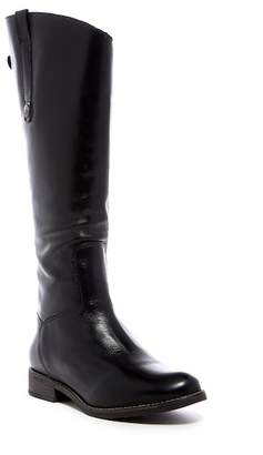 Matisse Yorker Wide Calf Leather Riding Boot
