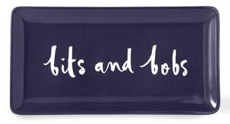 Kate Spade Candy Stripe - Bits And Bobs Trinket Tray