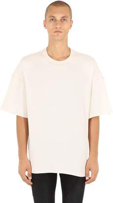 Fear Of God Inside-Out Cotton Jersey T-Shirt