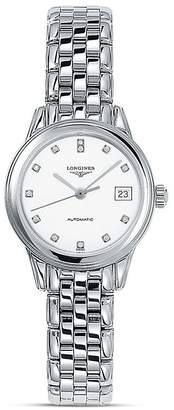 Longines Flagship Watch, 26mm $1,725 thestylecure.com