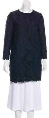 Max Mara Lace Short Coat