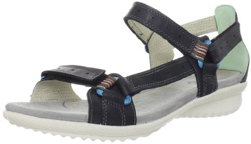 Ecco Women's Hill Move Ankle-Strap Sandal