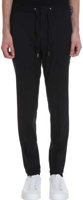 Ermenegildo Zegna Pants In Black Polyester