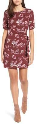 ASTR the Label Wrap Front Dress