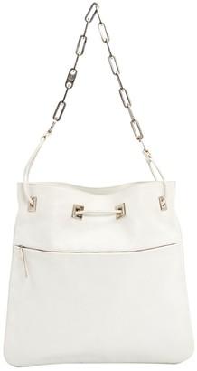 2349c47c3d7339 Gucci White Leather Handbag - ShopStyle