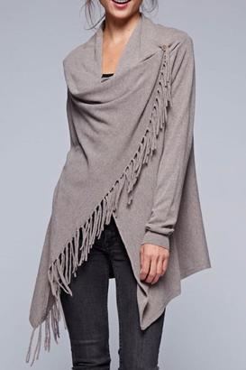 Lovestitch The Tessa Shawl $62 thestylecure.com