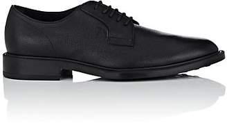 Tod's Men's Saffiano Leather Bluchers - Black