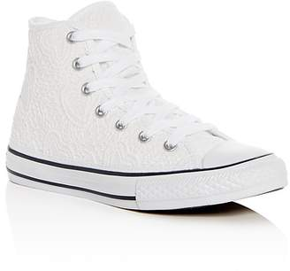 Converse Girls' Chuck Taylor All Star Crochet High Top Sneakers - Toddler, Little Kid, Big Kid