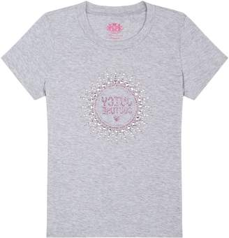 Juicy Couture Logo Embellished T-Shirt