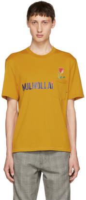 Christian Dada Yellow Mulholland Dr. T-Shirt