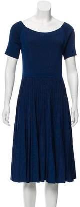 Jason Wu Short Sleeve Midi Dress