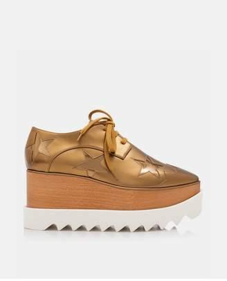 Stella McCartney Gold Eclypse Star Shoes