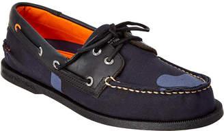 Sperry Men's A/O 2-Eye Canvas Boat Shoe