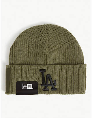 New Era LA Dodgers ribbed beanie