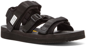 Suicoke KISEE V Sandals in Black   FWRD