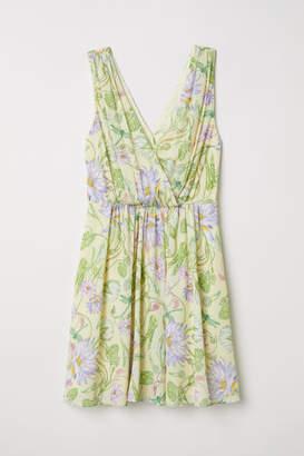 H&M Short Dress - Yellow