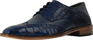 Stacy Adams Men's Tomaselli Wingtip Lace-up Dress Oxford
