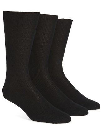 Men's Calvin Klein Cotton Blend Dress Socks $22 thestylecure.com