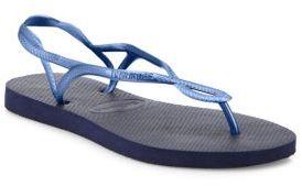 Havaianas Luna Sandals $30 thestylecure.com