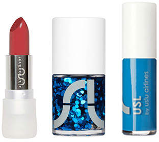 "Uslu Airlines Lip & Nail Set ""Lucy in the Sky"""