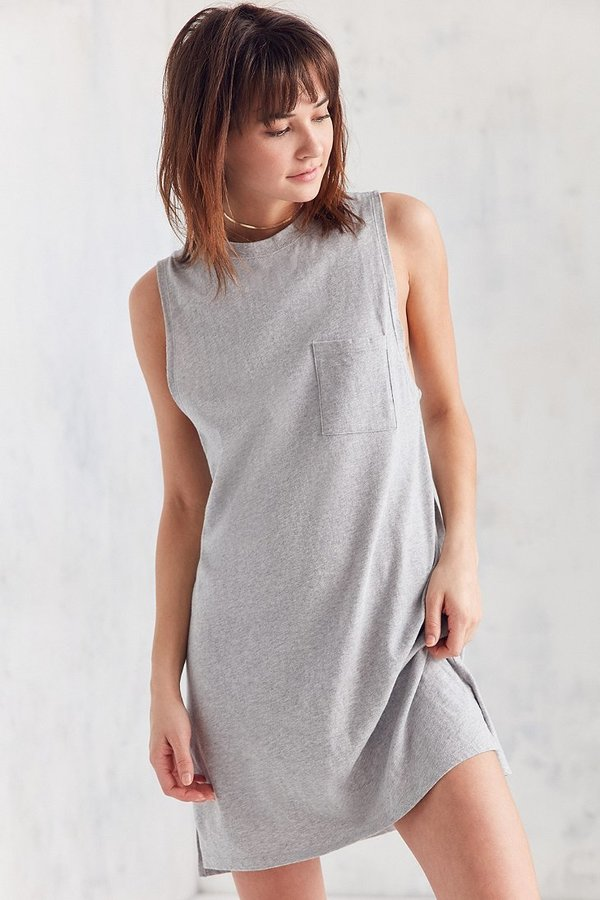 BDG Jane Muscle Tee Dress