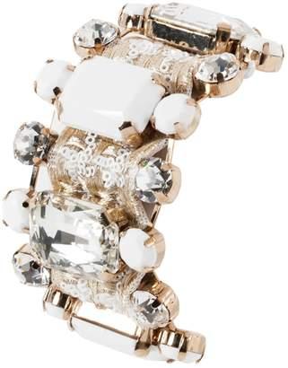 La Perla White Plastic Bracelets