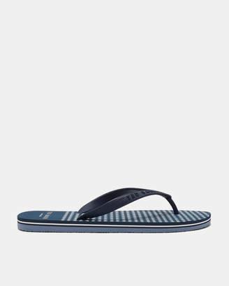 Ted Baker FLYXX5 Rubber flip flops