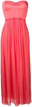 Forte Forte coral sleeveless dress